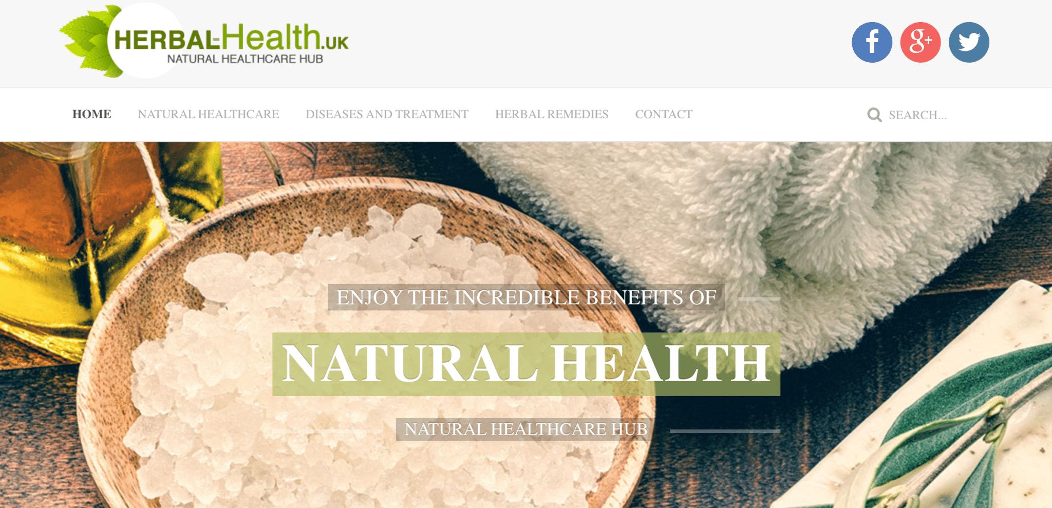 herbal health uk